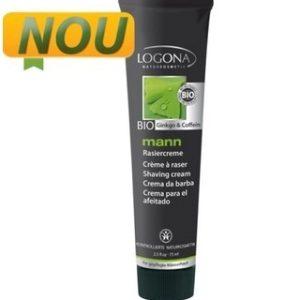 Crema-Bio-de-ras-pentru-barbati-Logona-320x400