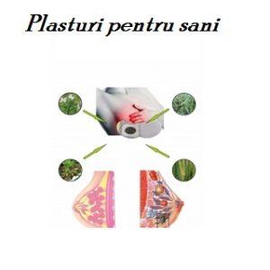 Plasturi pentru sani