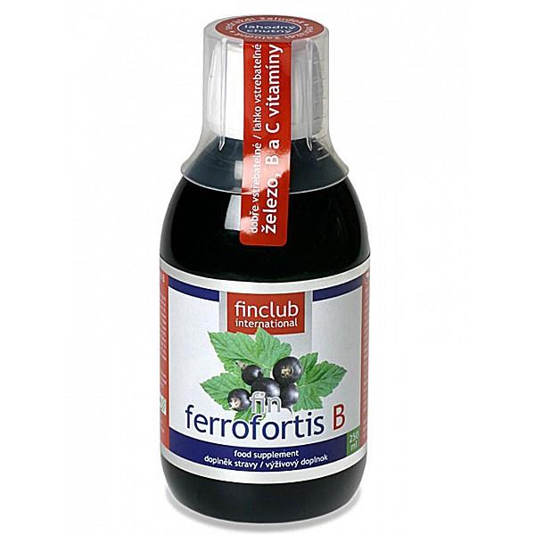 FERROFORTIS B 250 ml Imagine 1