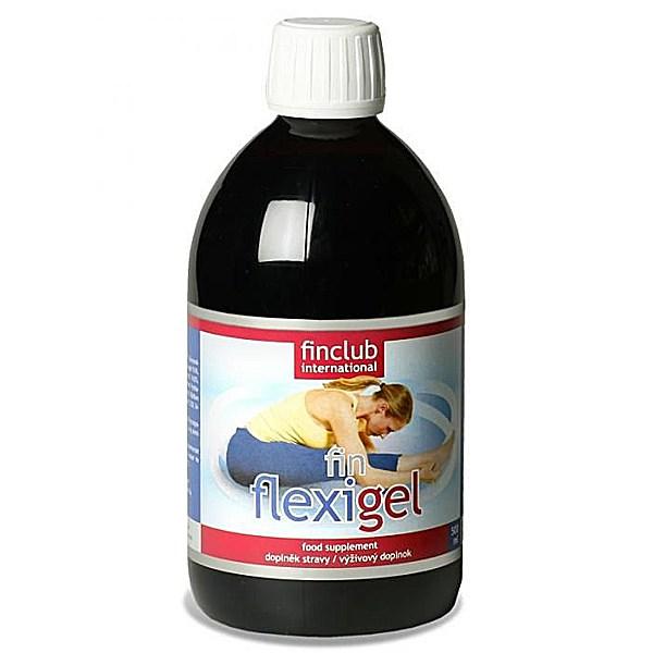 FLEXIGEL 500 ml – Sanatatea sistemului locomotor. Oase, articulatii, cartilaje si tendoane mai tinere Imagine 1