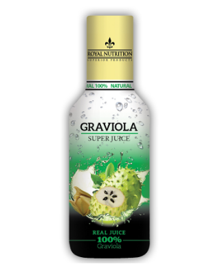 Graviola 100% – 470 ml Imagine 1