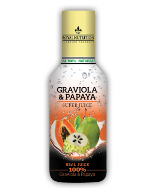 Graviola & Papaya – 470 ml Imagine 1