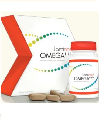 Laminine Omega+++ 30 capsule Imagine 1