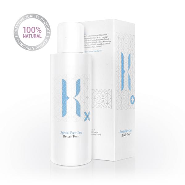 Tonic reparator pentru pielea cu impurități și probleme 200 ml Imagine 1