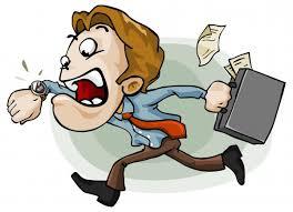 Obiceiul de a întârzia poate fi eliminat ușor. totuși continuă să rămână un factor major de stres.