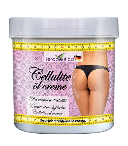 Ulei tip crema contra celulitei 250 ml Imagine 1