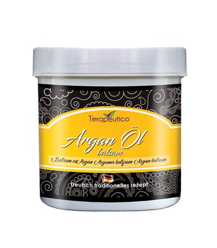 Balsam de corp cu ulei de Argan 250 ml Imagine 1