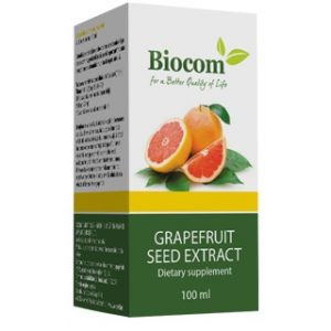 GRAPEFRUIT SEED EXTRACT 100