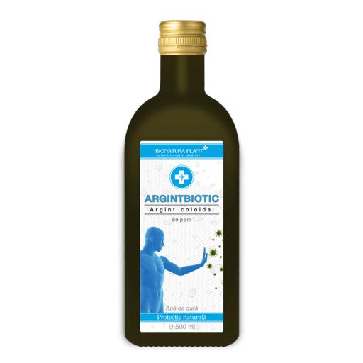 Argintbiotic – 500 ml Imagine 1