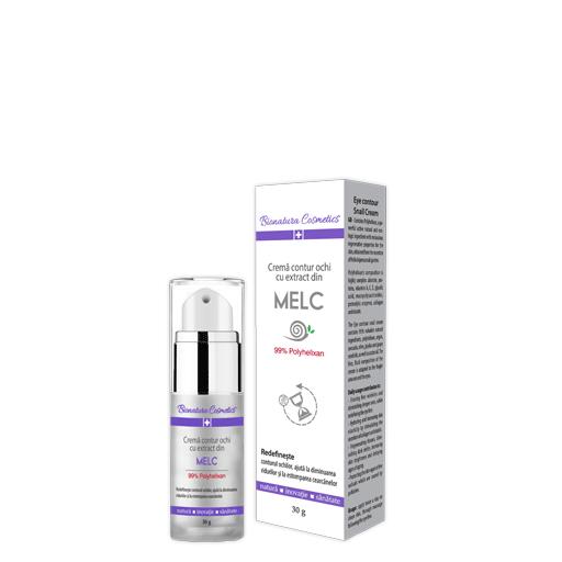 Crema contur ochi cu extract din Melc 30 gr Imagine 1