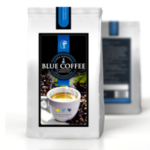BLUE COFFE