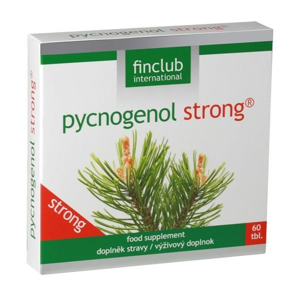 Pycnogenol strong 60 tablete – puternic antioxidant Imagine 1