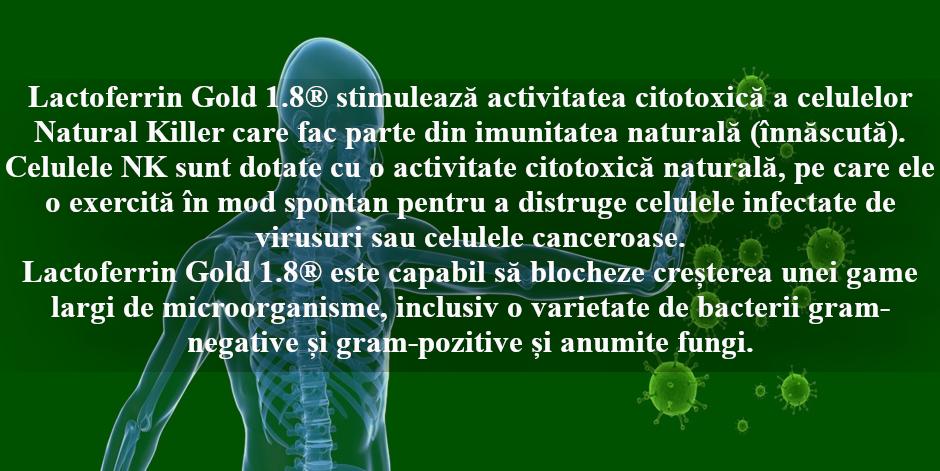 efecte asupra bacteriilor