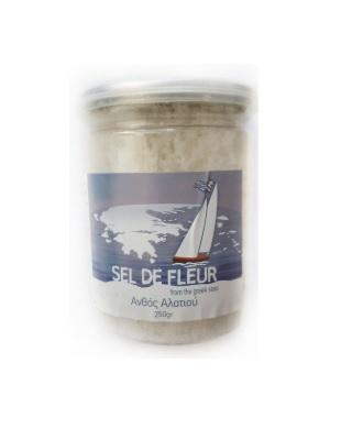 Fleur de Sel Sare, borcan 250 g Imagine 1