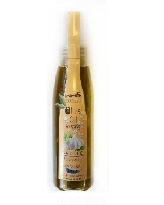 Infuzie Ulei de Masline cu Usturoi, spray 100 ml Imagine 1
