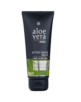 Balsam fata After Shave cu Aloe Vera 100 ml Imagine 1