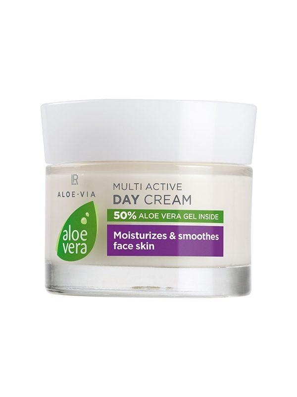 Crema hidratanta de zi cu Aloe Vera – 50 ml Imagine 1