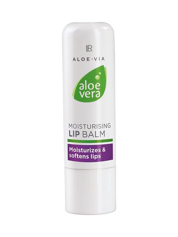 Balsam hidratant pentru buze cu Aloe Vera Imagine 1