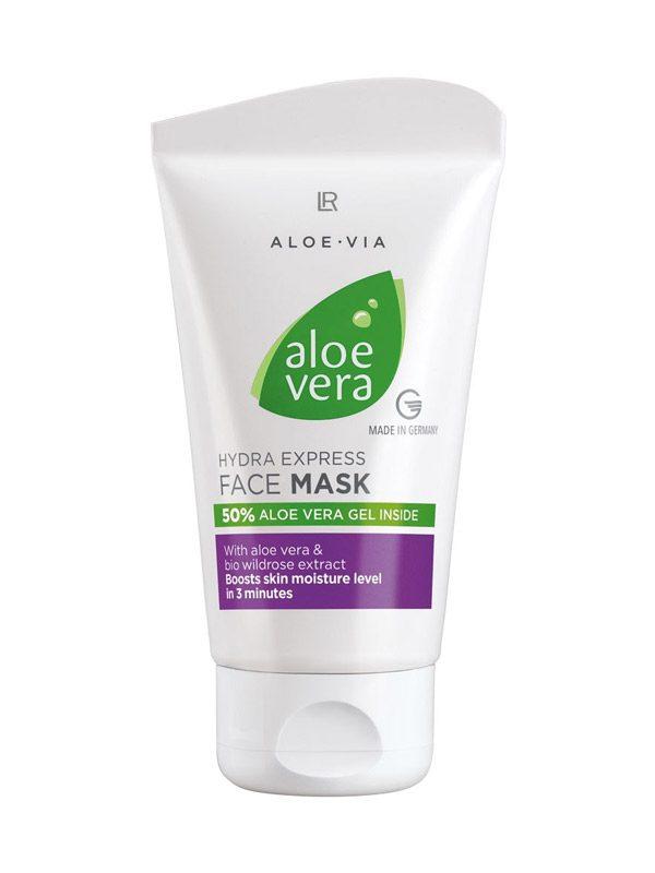 Masca hidratanta Aloe Vera Express – 75 ml Imagine 1