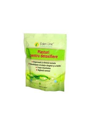 Plasturi pentru detoxifiere 10 buc Imagine 1