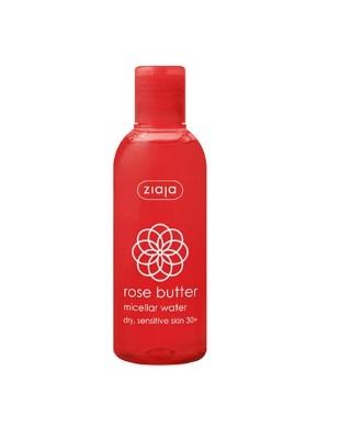 Apa demachianta pentru fata Rose Butter ziaja 200 ml Imagine 1