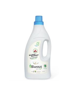 """Detergent lichid cu nuci de sapun """"Mama si copilul"""" 1500 gr Imagine 1"""