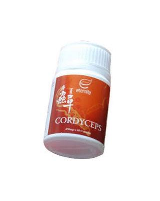 Cordyceps-elixirul vietii 60 cps Imagine 1