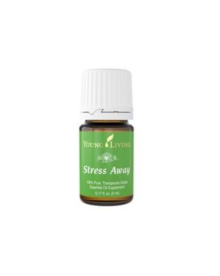 Stress Away Blend – calmant 5 ml Imagine 1