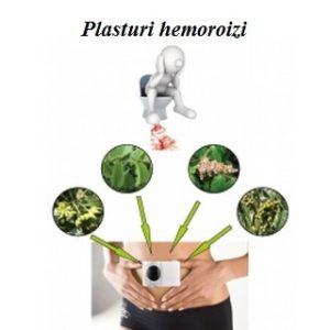plasturi hemoroizi