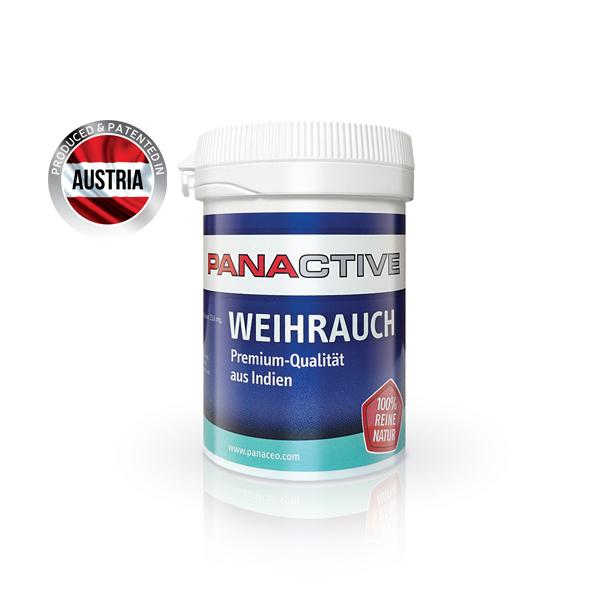 Panactive Weihrauch – Extract de tamaie 80 cps Imagine 1