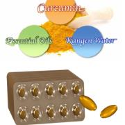 Ukon – KANGEN cu turmeric organic 100 capsule Imagine 1