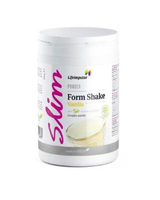 Life Impulse Form Shake cu aroma de vanilie 300 gr Imagine 1