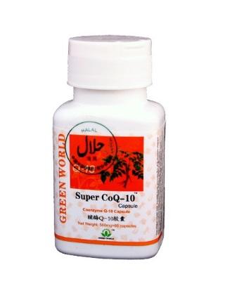Coenzima Q10 30 cps Imagine 1