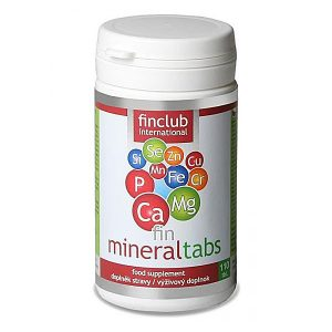 Mineraltabs