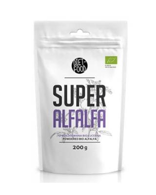 ALFALFA – LUCERNA PULBERE BIO 100G Imagine 1