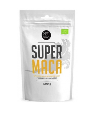 MACA – PULBERE BIO 100G Imagine 1