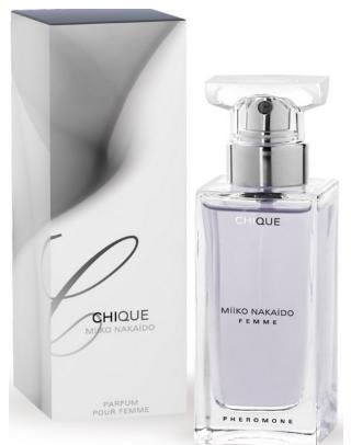 Chique – parfum cu feromoni pentru femei  50 ml Imagine 1