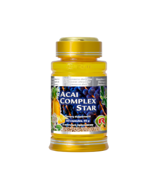 Acai complex star 60 caps Imagine 1