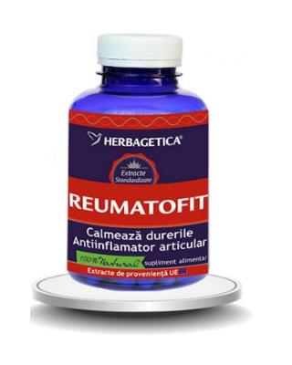 Reumatofit – 120 capsule Imagine 1