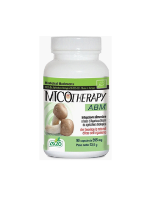 Micotherapy ABM – 90 capsule Imagine 1