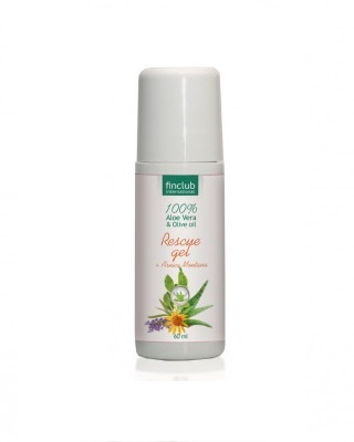 Aloe Vera Rescue gel 60 ml Imagine 1
