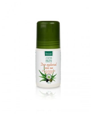Deo natural roll-on 50 ml Imagine 1