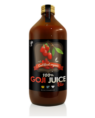 Goji Juice organic 100% pur – 500 ml Imagine 1