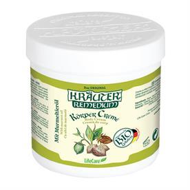 Crema de corp antiinflamatoare cu ulei de marmota si plante BIO Krauter – 250 ml Imagine 1