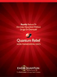 QUANTUM Relief – Eliberare de disconfort Imagine 1