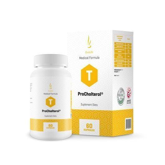 DuoLife ProCholterol® – Reglează nivelul lipidelor și contribuie la procesul de descompunere a grăsimilor Imagine 1