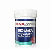 Panactive Bio-Maca 80 capsule – Creste libidoul, stimuleaza fertilitatea! Imagine 1