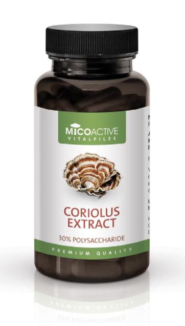 Micoactive Coriolus Extract – Protectie si imunitate! Imagine 1