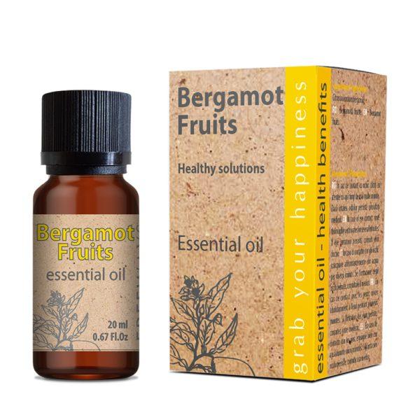 Bergamot Fruits ulei esențial – 20 ml Imagine 1