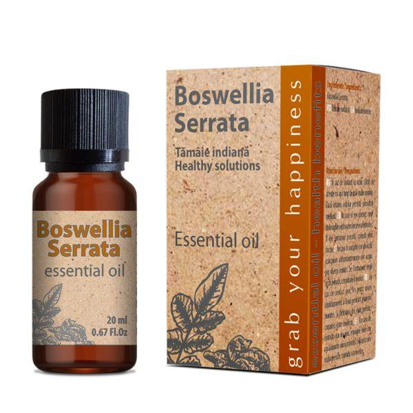 Boswellia Serrata ulei esențial 20 ml Imagine 1